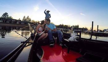 Drone and GoPro your Gondola Cruise