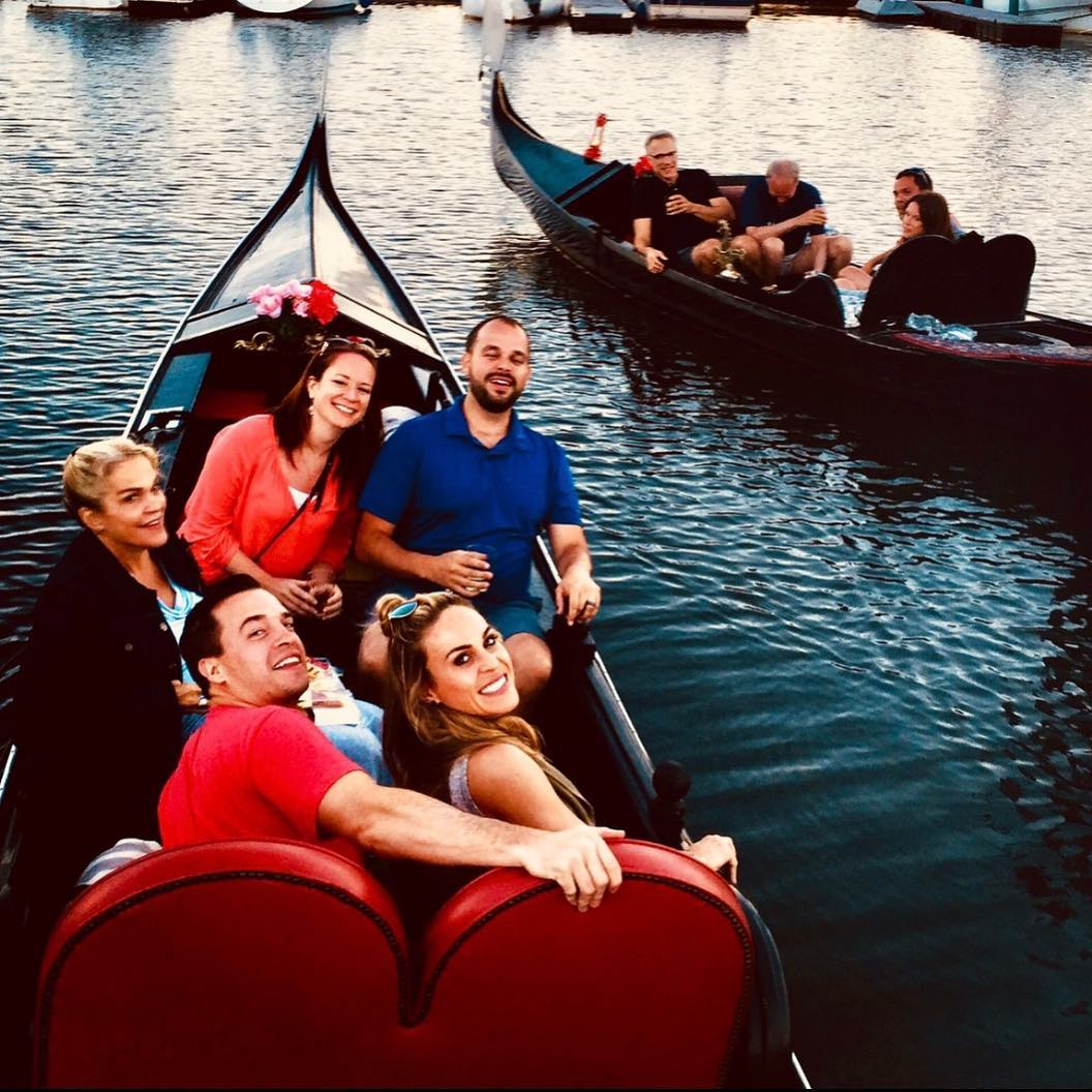 San Diego Group Events | Group Gondola Cruise in San Diego