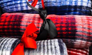 Venetian Gondola Blanket   The Gondola Company