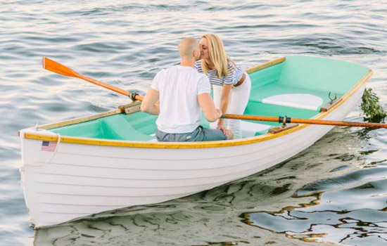 Rent a Rowboat in San Diego