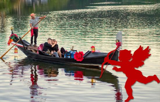 Valentine's Day Gondola Cruise