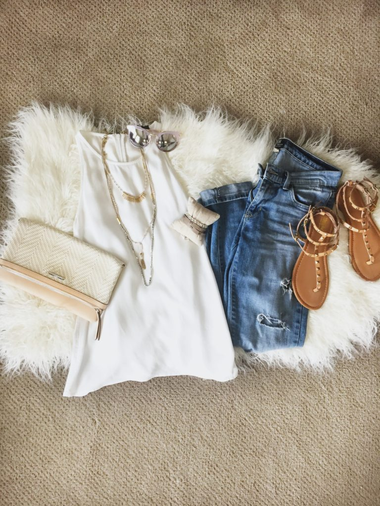 outfit, shop my closet, outfit share, how to wear it, distressed jeans, what to wear, method39, wardrobe advisor, get inspired, find your style,