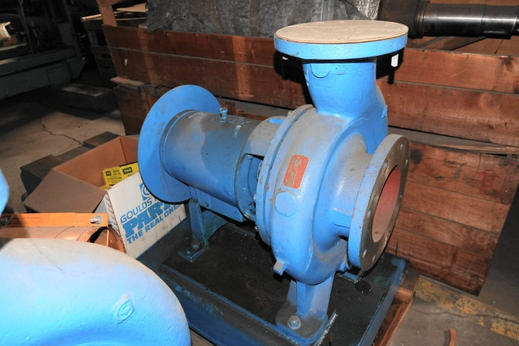 Goulds Water Pump 6x8-13, 1100 gpm  $400 USD