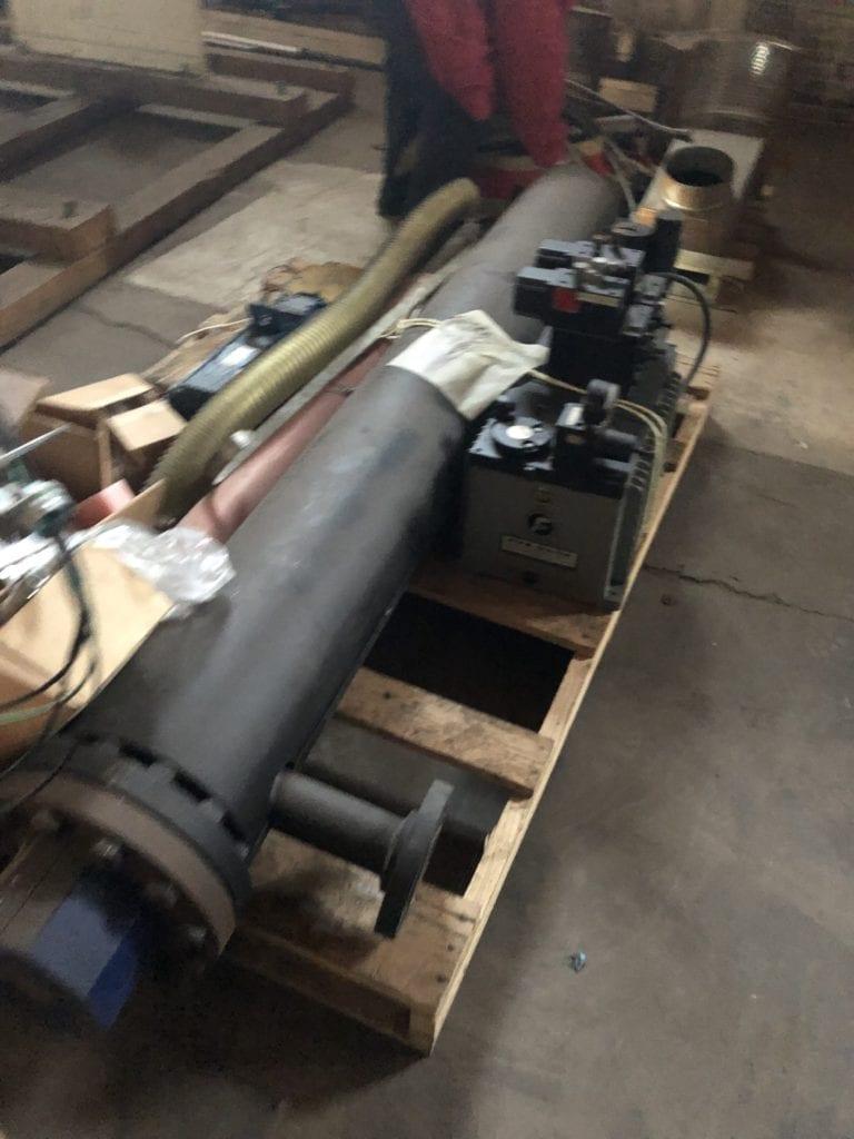 Steam superheater (new) 54 kw  $2500 US