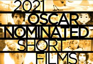 Oscar Shorts Poster 2021