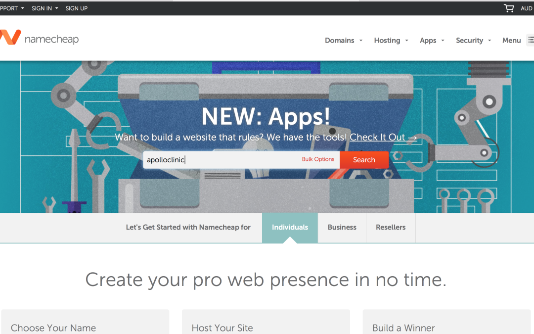 Protected: Your Business & Website Name in 4 Easy Steps