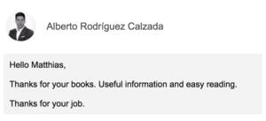 Review of the API Design Book