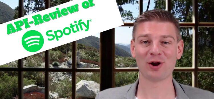 Spotify API