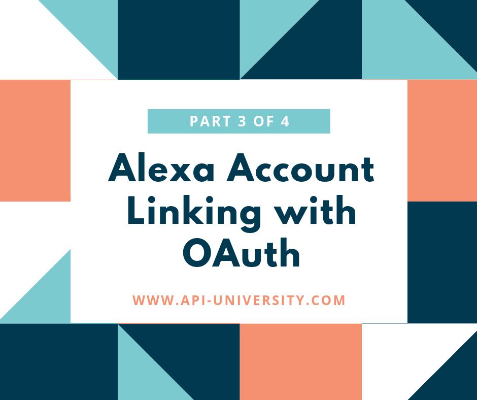 How does Alexa use OAuth?