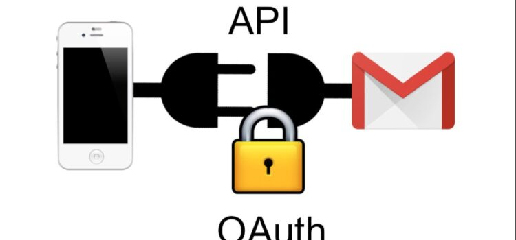 google api and oauth