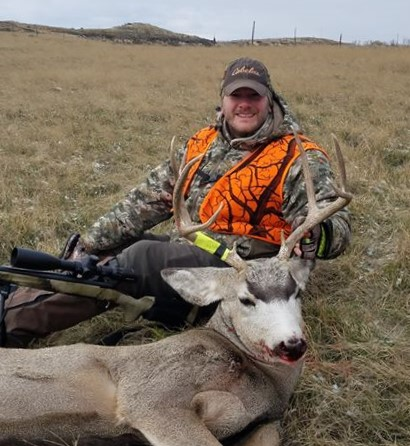 First Mule Deer Montana