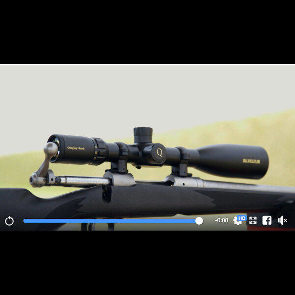 Dual Focal Plane Scope Review with Prairie Hunter Adventures