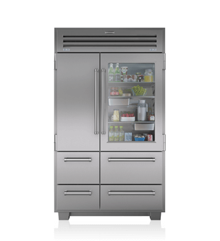 Sub Zero freezer refrigerator repair
