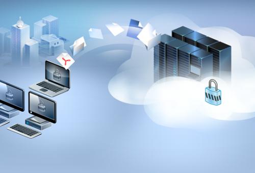 cloud storage and backup