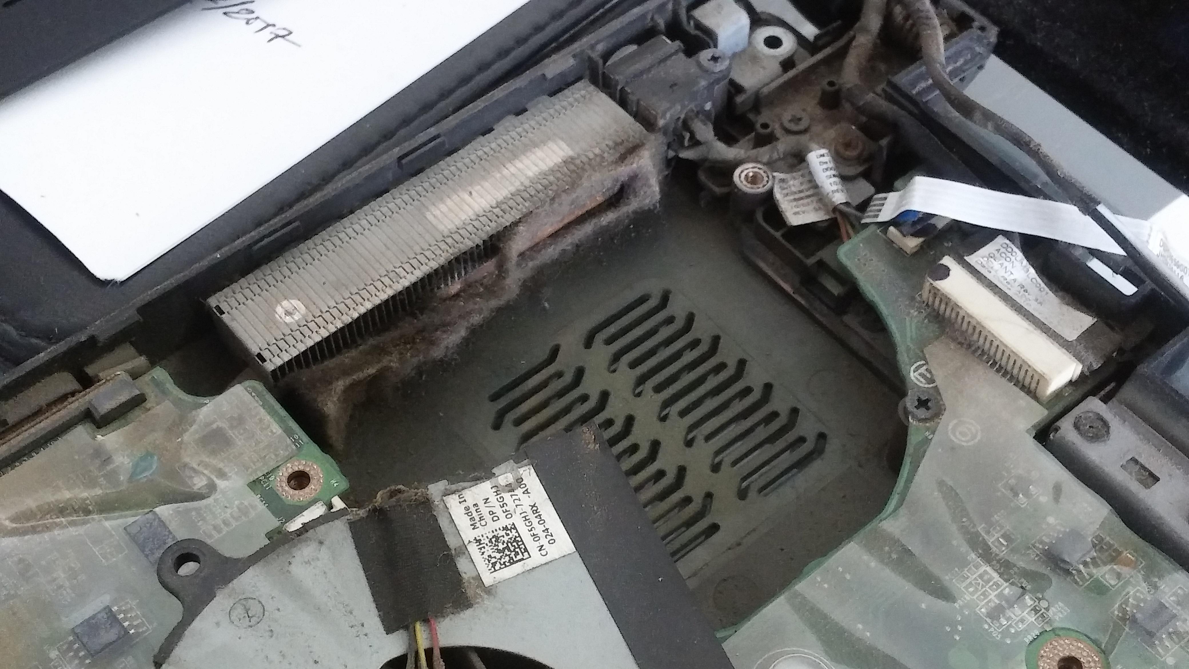 Preventive Maintenance fan cleaning