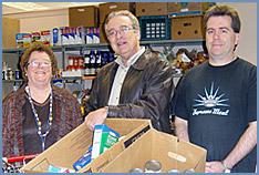Charity Food Drive