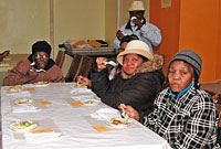 Haitian Congregate
