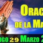 Oración para el domingo 29 de marzo