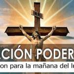 Oración para el lunes 18 de mayo