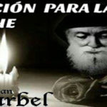 Oración para la noche del miércoles 29-4-20