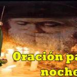 Oración para la noche del lunes 20-7-20