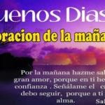 Oración para el martes 29 de septiembre
