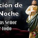 Oración para la noche del domingo 15.3.20.