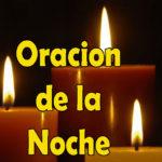 Oración para la noche del domingo 9-8-20