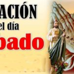 Oración para el sábado 20 de junio