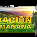 Oración para el viernes 29 de mayo