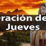 Oración para el jueves 9 de enero