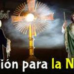 oracion de la noche del viernes 21-8-20