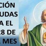 Oración para el lunes 28 de septiembre
