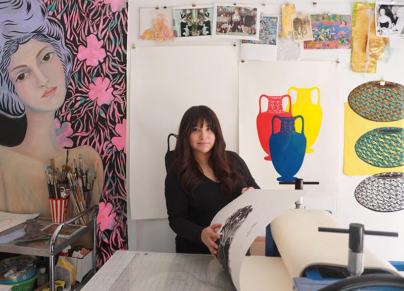 stephanie mercado artist portrait 2019