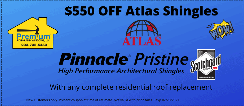 Feb 2021 Roofing Sale Coupon