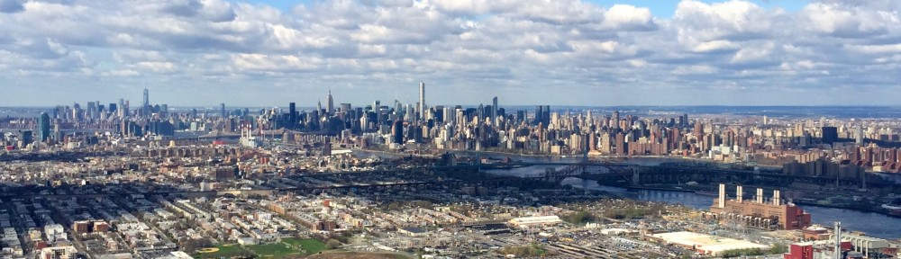 Aerial Photos of NYC