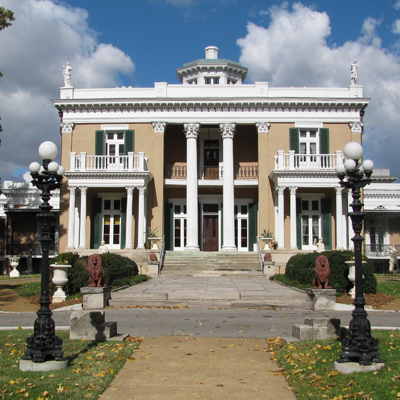 Belmont Mansion