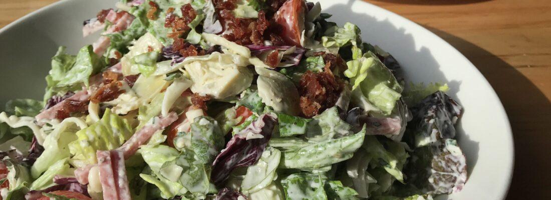 SALAD SPECIAL: Frankie's Salad