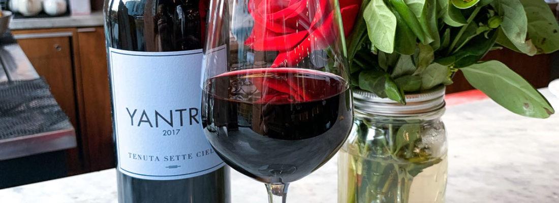 "WINE SPECIAL: Toscana ""Yontra"" IGT TENUTA SETTE CIELE – Toscana"