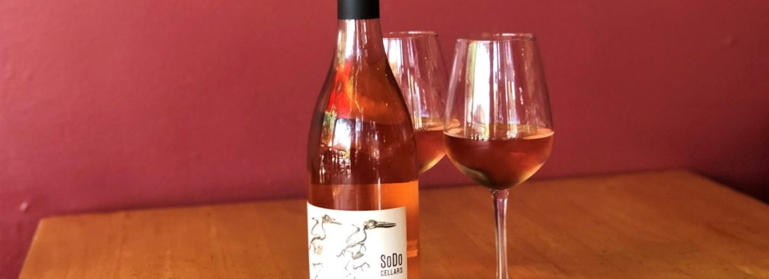WINE SPECIAL:  Love Bird Rosé SoDo Cellars