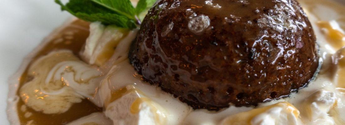 DESSERT SPECIAL: Mt. Etna Cake