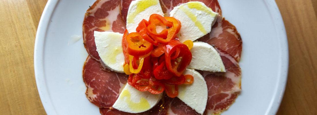 STARTER SPECIAL: Pino's Capocolla