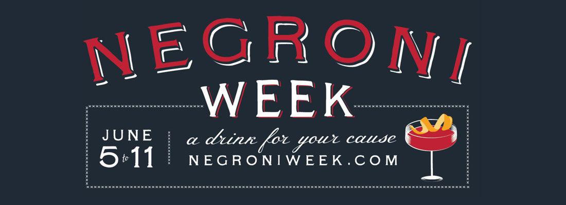 Negroni Week - Cocktail Special: L'espatriato