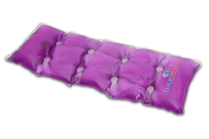 Instant Heating Pad for Lower Back - Purple