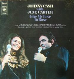 Aura of love - June Carter & Johnny Cash