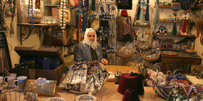 Memories of Syria_Aleppo market
