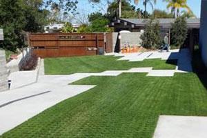 Driveable Grass