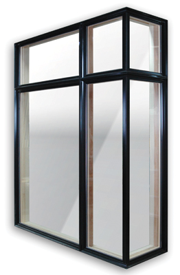 Weather Shield Contemporary 90º Corner Window