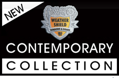 New Contemporary Collection from Weather Shield