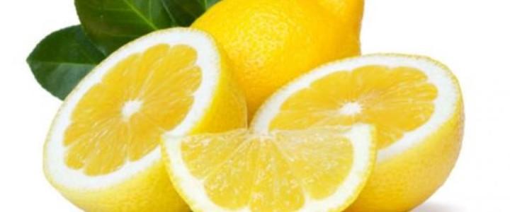 Lemon, A Natural Energy Boost